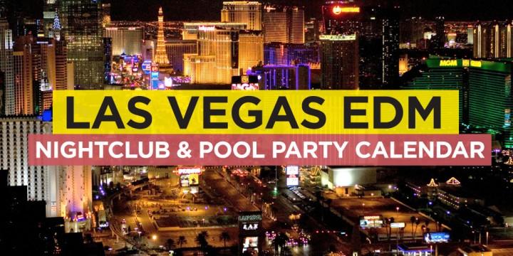 Las Vegas Edm Event Calendar