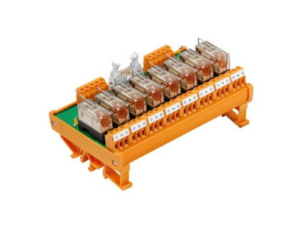 Relaiskoppeling Weidmüller RSM 8RS 24VDC GEM.+ 1113661001