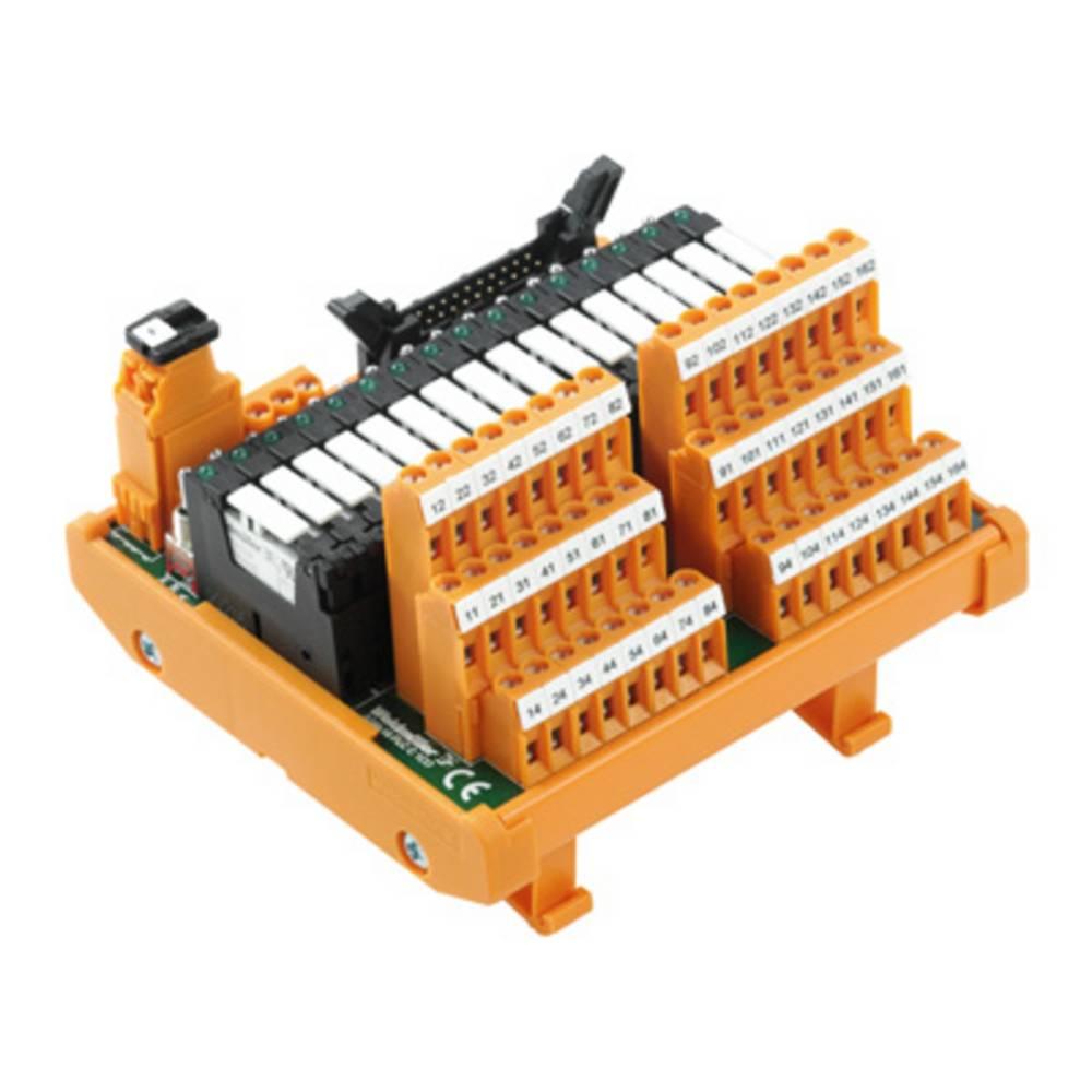 Schakelrelais Weidmüller RSM-16 PLC C 1CO S 1129010000
