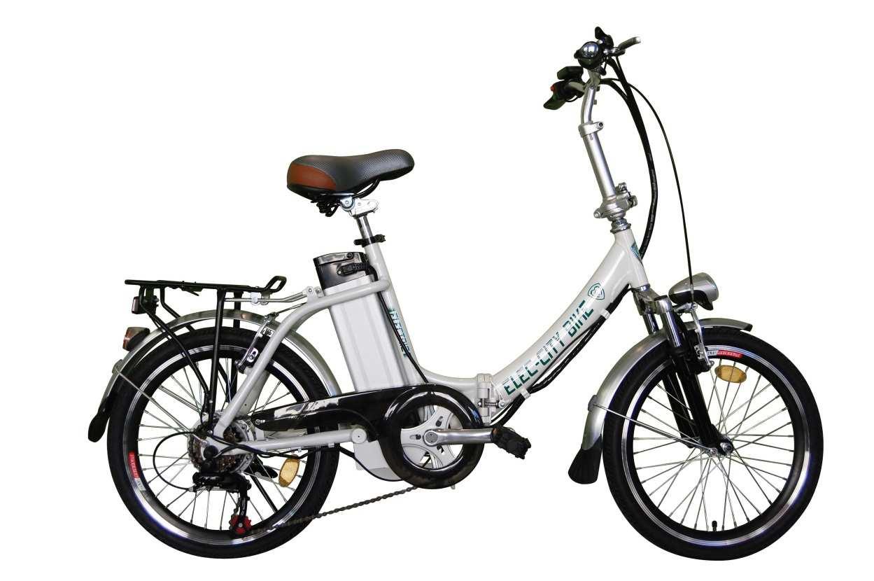 Bicicleta Electrica Plegable Al Mejor Precio