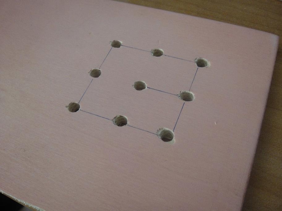 Cubo de leds 3x3x3 + Arduino (2/6)