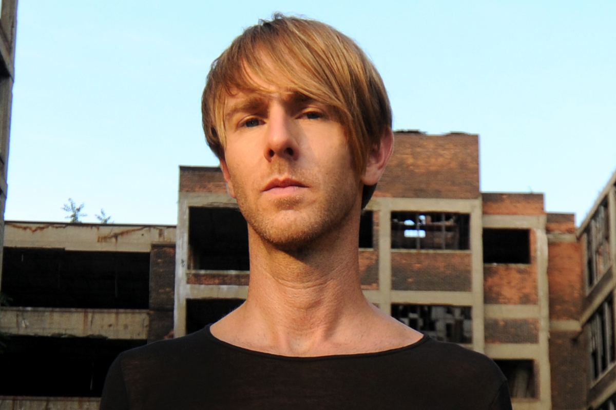 Richie Hawtin Revels His Latest Project, A Purely Analogue DJ Mixer