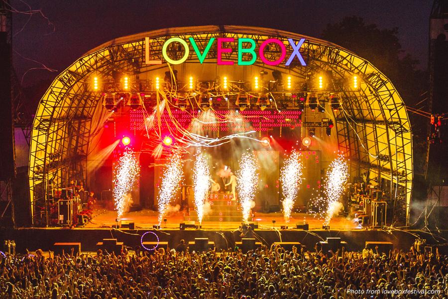 Lovebox Festival 2016