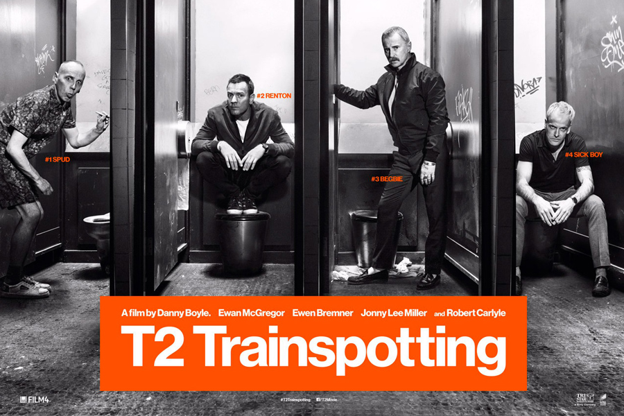 Watch 'T2:Trainspotting' New Trailer