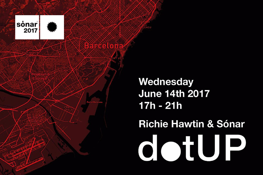 Richie Hawtin And Sónar To Repeat Their DotUP Surprise Event