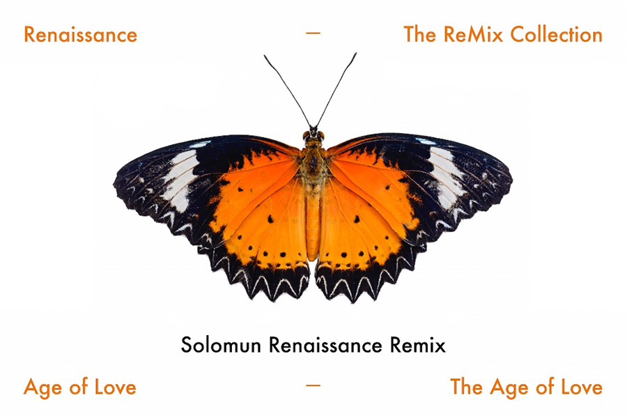 Solomun Remixes Renaissance's 'The Age Of Love' Classic (Audio)