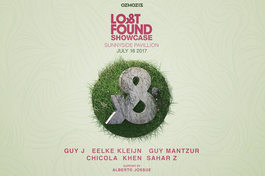 Guy J's Lost & Found At Sunny Side