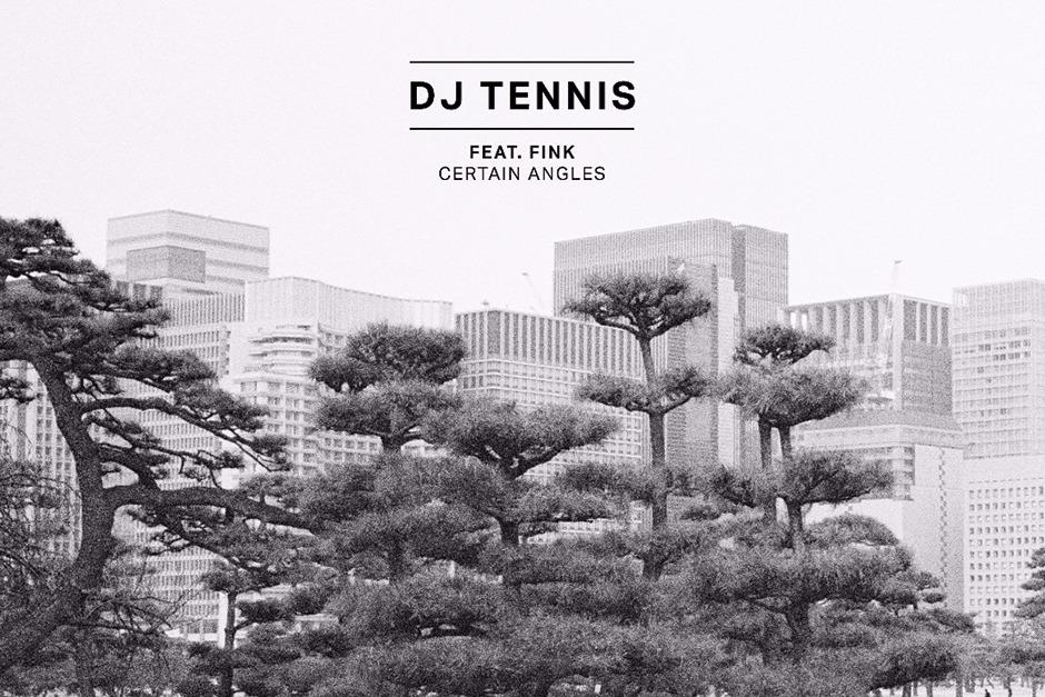 Listen To DJ Tennis Latest Single Featuring Fink