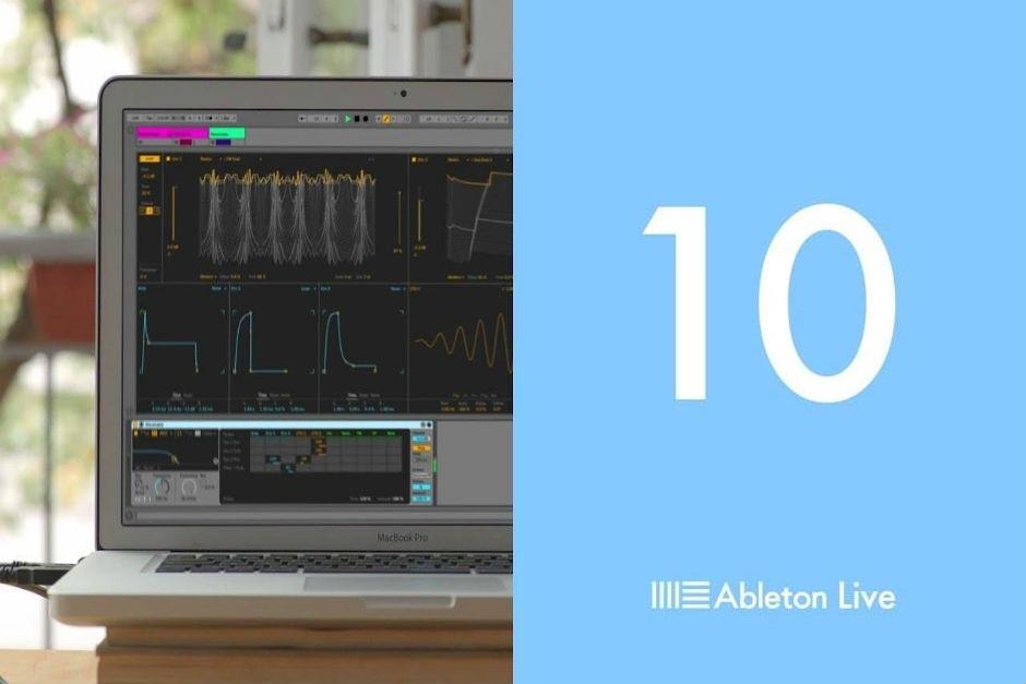 Llega Ableton Live 10