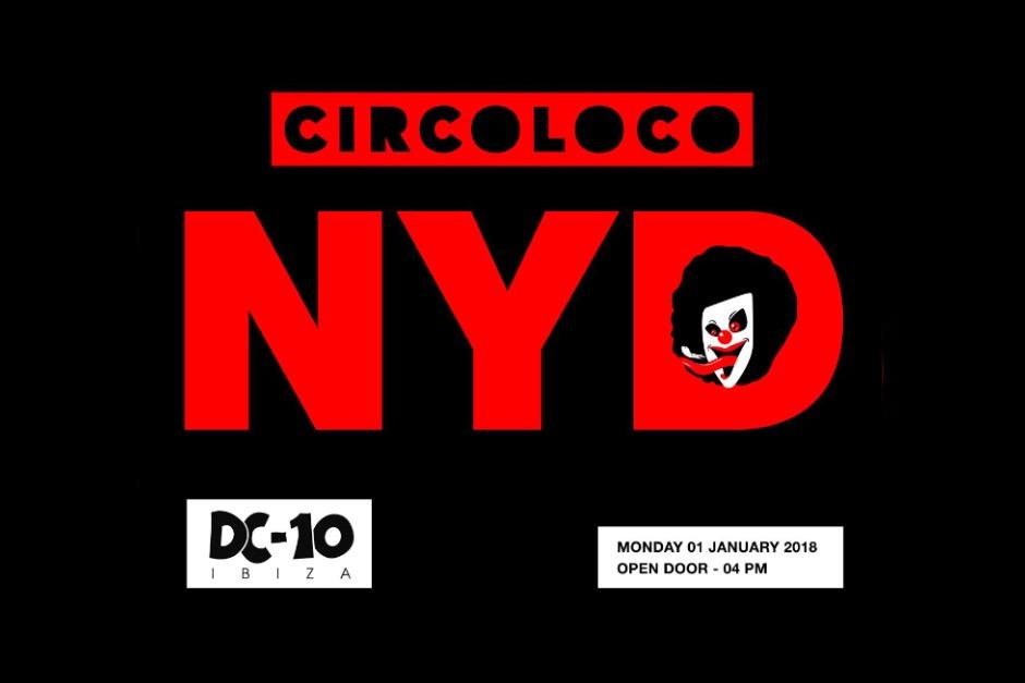 Circoloco Kick-off 2018 In Ibiza
