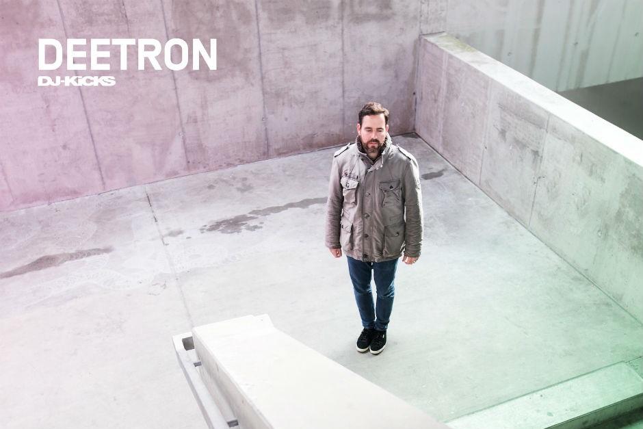 Listen To Deetron DJ Kicks Compilation