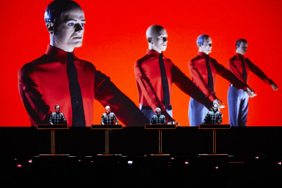 Kraftwerk And LCD Soundsystem Win At This Year's Grammy Awards