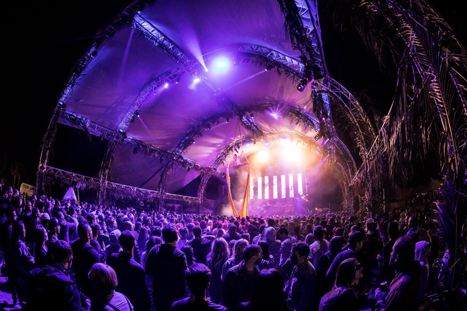 Rapture Music Festival '18