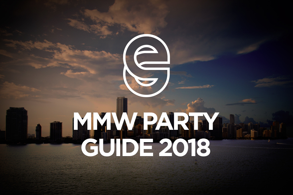 Miami Music Week 2018