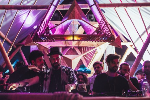 Damian Lazarus and Bedouin