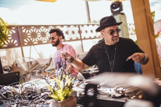 Eli from Soul Clap and Behrouz