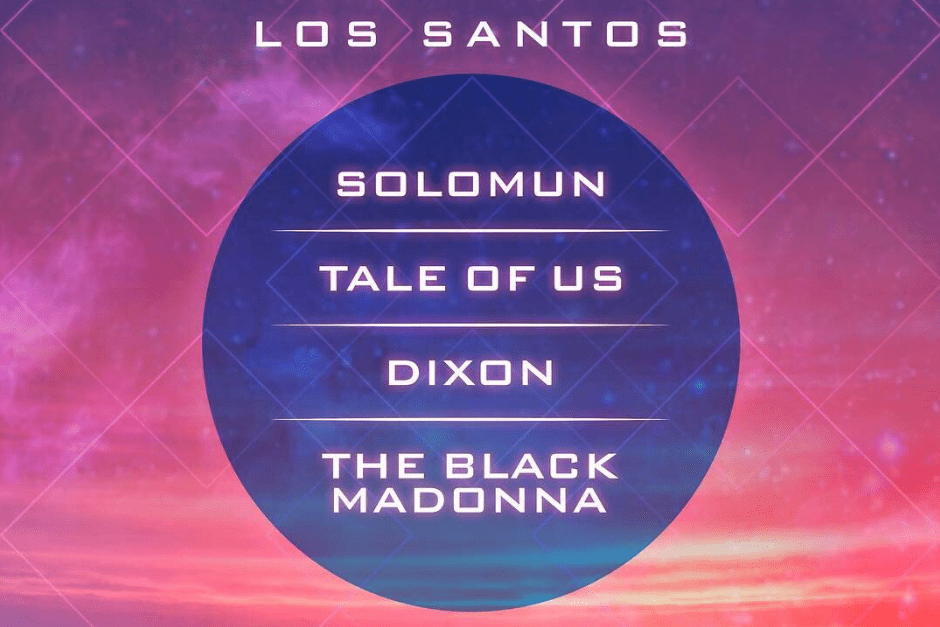 The Black Madonna, Dixon, Solomun And Tale Of Us Could Be Involved With The Next Grand Theft Auto Game