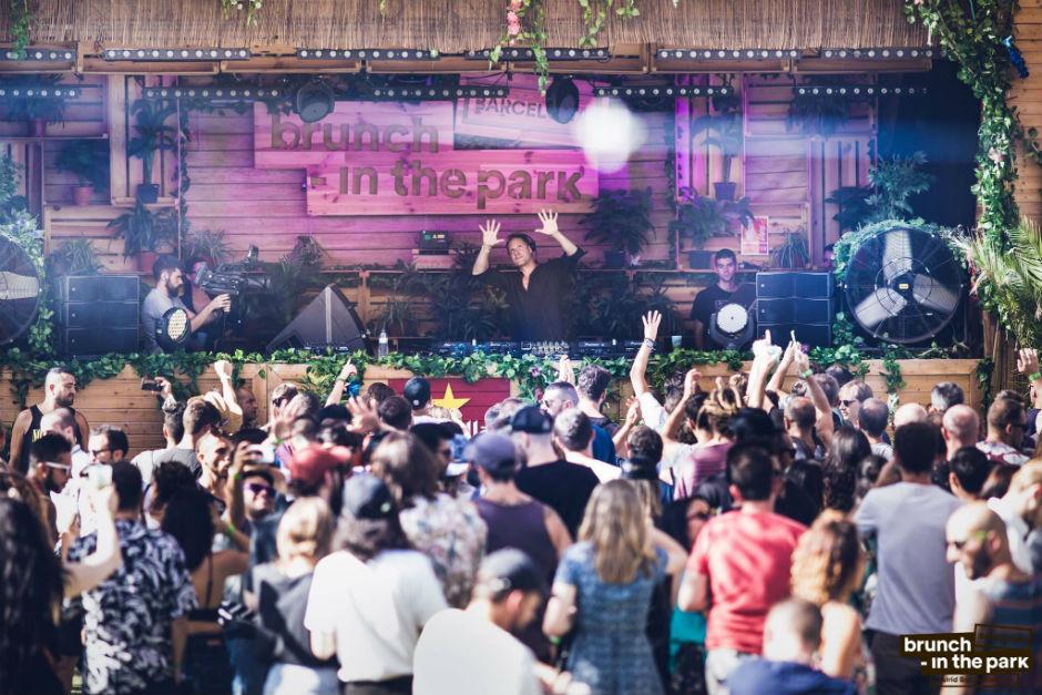 Brunch -In The Park Barcelona Announcesits Full Summer Program