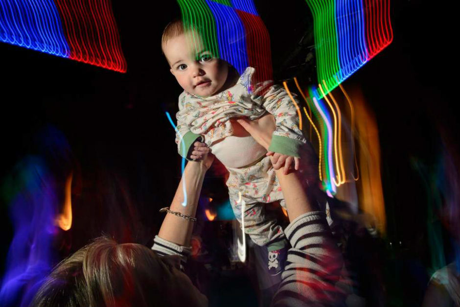 Fabric Brings A Family-friendly Event