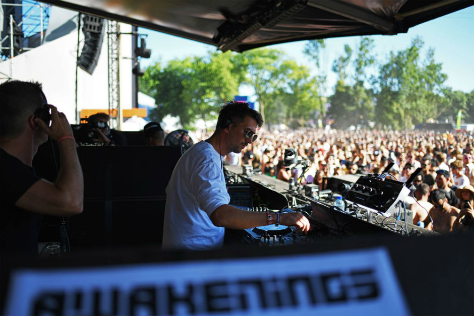 Watch Live Sets From Awakenings's 18th Edition