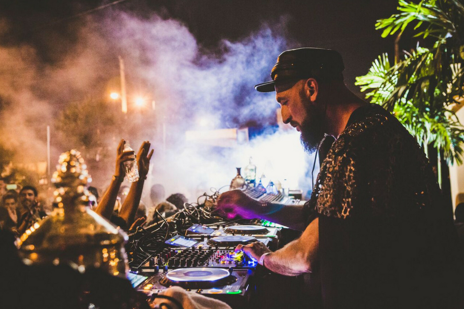 Damian Lazarus Confirms 'Get Lost' Party In Mexico City