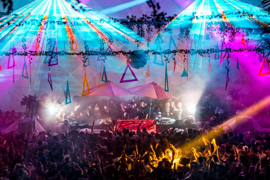 Paradise Returns To The Brooklyn Mirage
