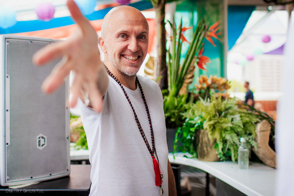 "Lee Burridge: ""I Think The Magic Is Truly Created By The Community That Builds Around Things"""