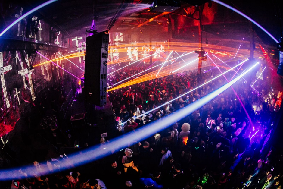 The Cityfox Experience Celebrates NYE With A 27-hour Brooklyn Event