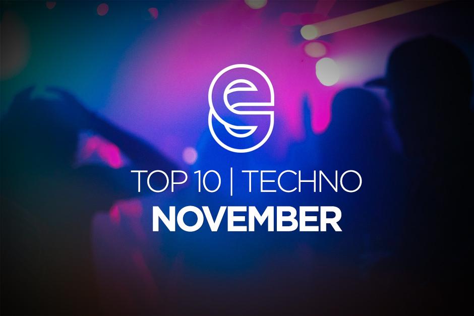 Top 10 De Techno – Noviembre 2018