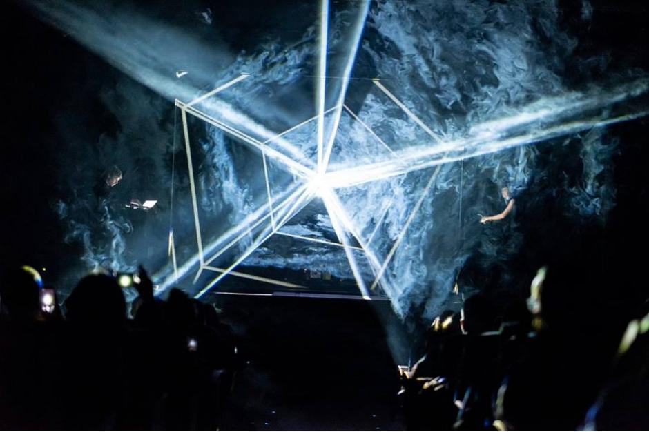 MUTEK Barcelona: Diez Años Explorando El Sonido, El Arte Y La Tecnología