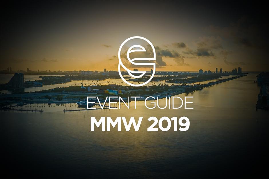 Miami Music Week Guide 2019