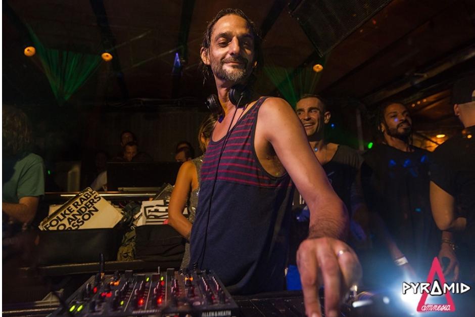 Pyramid Confirms Amnesia Ibiza Lineup