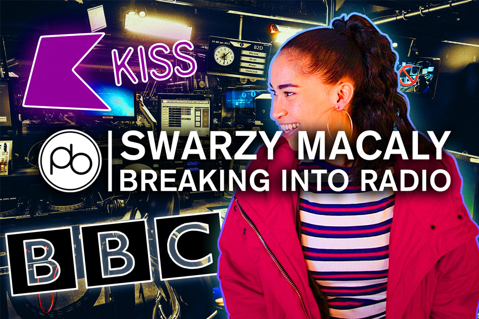 KISS FM's Swarzy Macaly Discusses Breaking Into Mainstream Radio For Point Blank