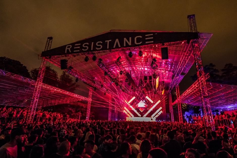 Resistance Confirms 8 Dates In Latin America
