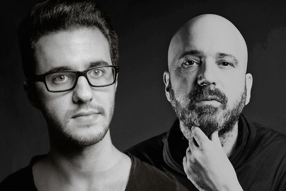 "Khen & Guy Mantzur: ""Time Flies When We Play Together"""