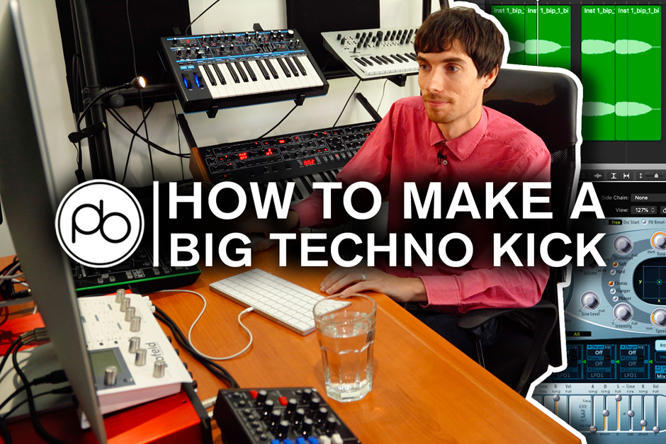 How To Make A Big Techno Kick With Point Blank's Funk Ethics