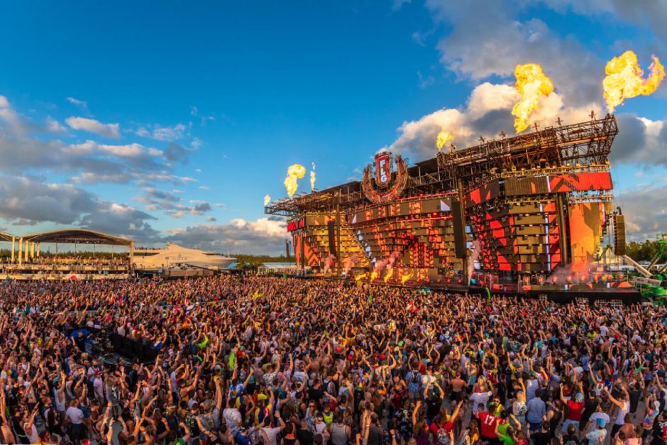 Ultra Music Festival Returns To Bayfront Park In 2020