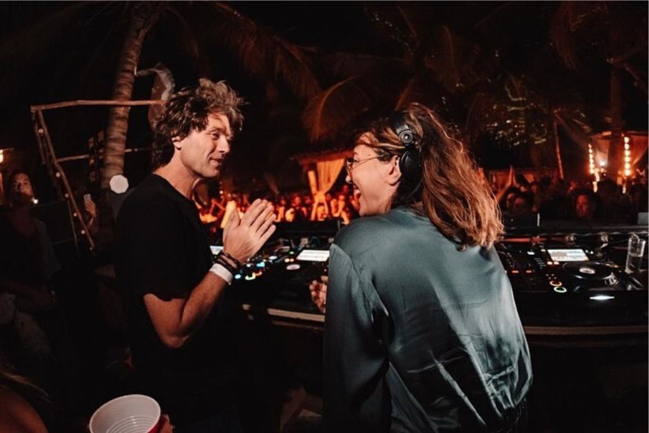 Magdalena invites Hernan Cattaneo to Tulum's SHADOWS