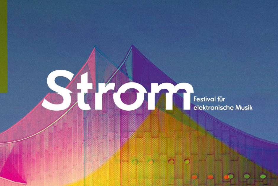 Electronic music festival Strom will be held at the Philharmonie Berlin