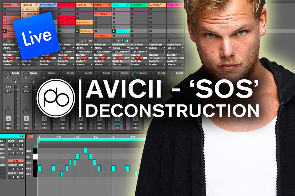 Point Blank Track Deconstruction: Avicii – 'SOS' Ft. Aloe Blacc Live At IMS Malta
