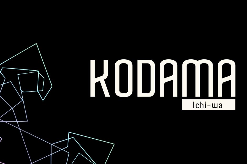 Stefano Lotti – Kodama (Ichi-wa) – Equilibrium Lab