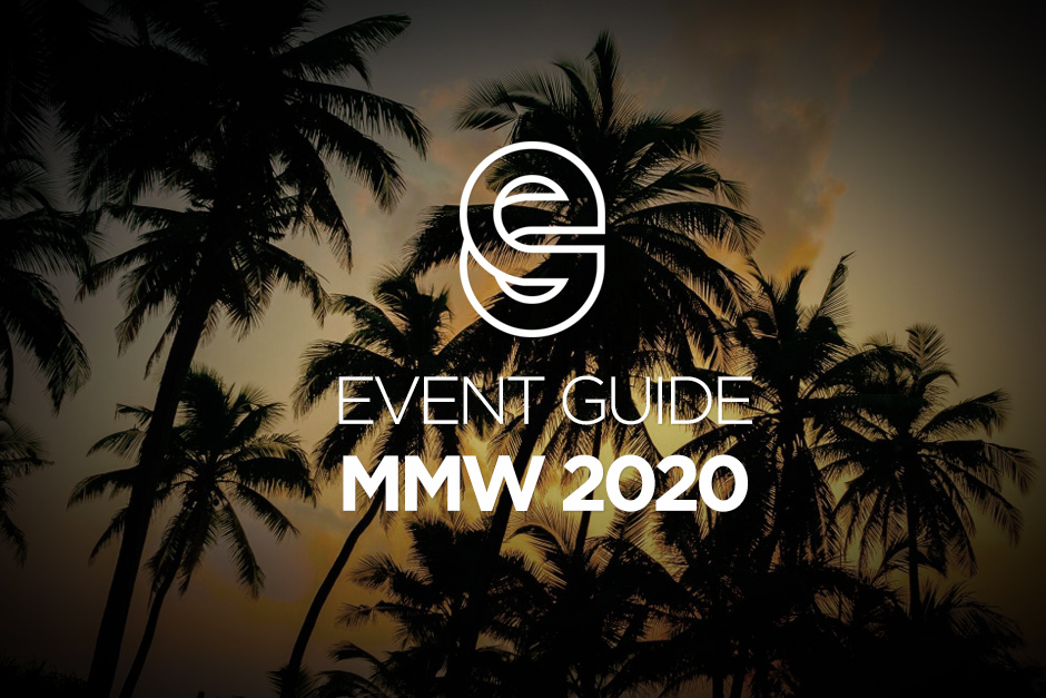 Miami Music Week Guide 2020
