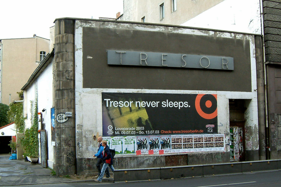 'Tresor Never Sleeps', A Fundraising Campaign To Support The Berlin Club