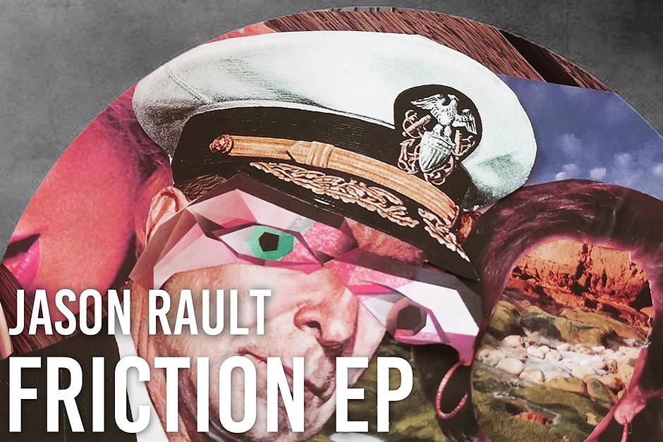 Jason Rault – Friction – Capadi Music