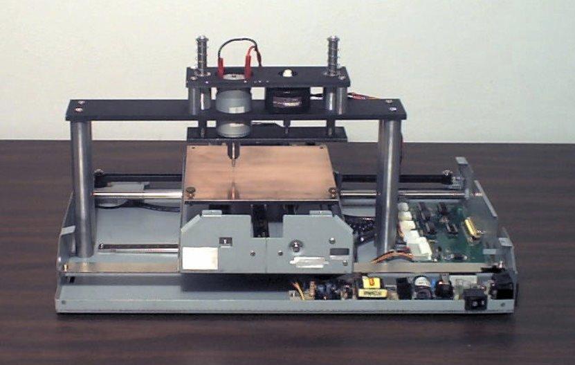 Printed Circuit Board Drill
