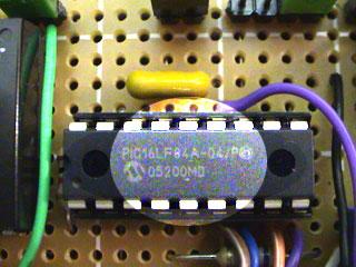 LC Meter PIC IC