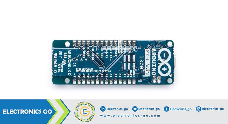 لوحة التطوير أردوينو نوع MKR WAN 1300