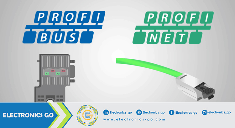 الفرقُ بين بروتوكولاتِ الاتصالاتِ الصّناعيّة PROFIBUS وPROFENET