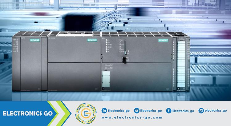 المكوّنات الماديّة للمتحكّمات المنطقيّة القابلة للبرمجة PLC