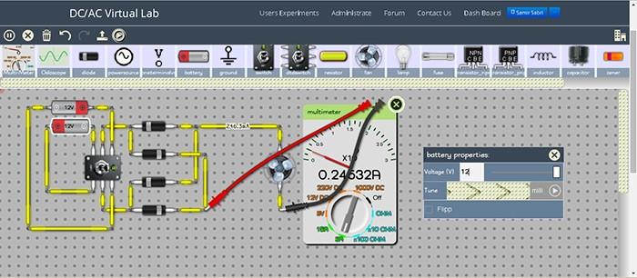 Top Ten Online Circuit Simulators - Electronics-Lab